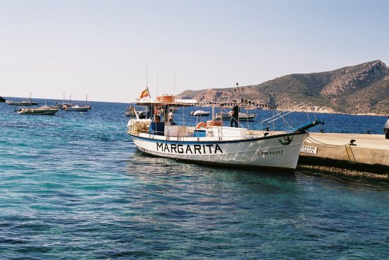 Margarita boat in Puerto de Andratx