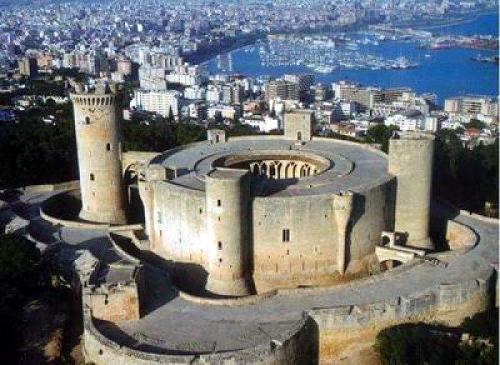 Bellver's castle