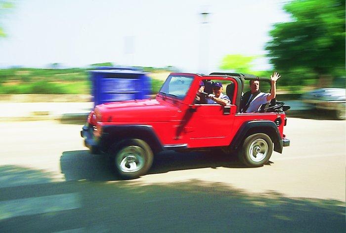 safaris en jeep