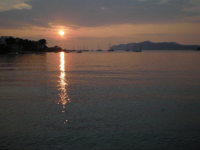 Sunset Santa Ponsa Mallorca